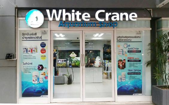 White Crane Aquarium